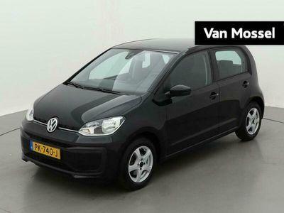 tweedehands VW up! up! 1.0 60PK 5D BMT Move| Airco | Navi | 14 Inch lichtmetaal |