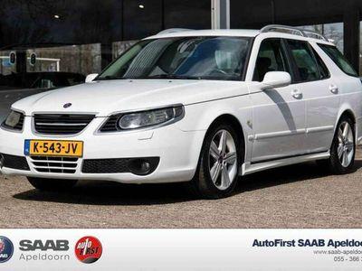 tweedehands Saab 9-5 Estate 2.3t BioPower Vector Griffin Automaat