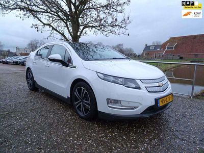 tweedehands Chevrolet Volt 1.4 LTZ Vol opties! Leer | Navi | Clima Nu € 8.450