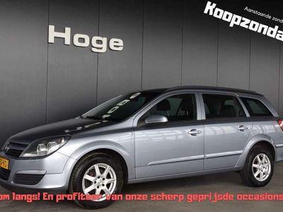tweedehands Opel Astra Wagon 1.6 Enjoy Airco Cruise Control All in Prijs