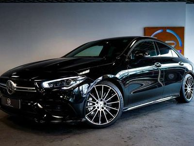 tweedehands Mercedes CLA35 AMG 4MATIC Premium Plus AERO 306PK | Pano | Sfeer | Me