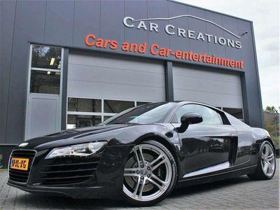 tweedehands Audi R8 Coupé  4.2 V8 FSI NL-auto 34.580 Km! Carbon, B&O