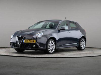 tweedehands Alfa Romeo Giulietta 1.4 Turbo MultiAir Super, Automaat, Navigatie, Xenon