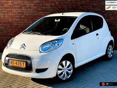 tweedehands Citroën C1 1.0 Wit 2009 - Zeer nette staat!