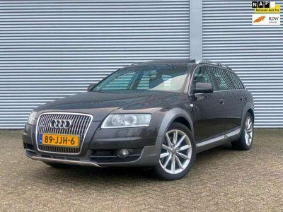 tweedehands Audi A6 Allroad 2.7 TDI quattro/1STE EIG/NL/NAP/SCHUIFDAK/BIXENON/