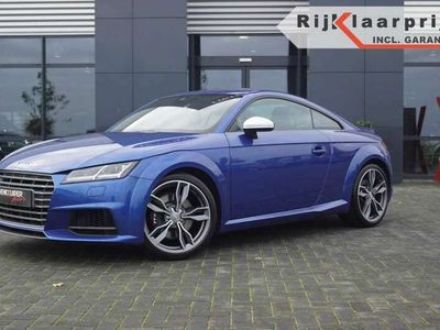 tweedehands Audi TTS Coupe 2.0 TFSI Quattro 310pk S-Tronic / Navi / B&O