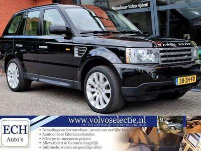 tweedehands Land Rover Range Rover Sport 2.7 TdV6 HSE AUT, Leer, Schuifdak, Xenon, Elektr.