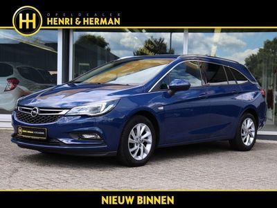 tweedehands Opel Astra 150pk Turbo Executive (Camera/NAV./AGR/T.haak/LMV/Climate/1ste eig.)