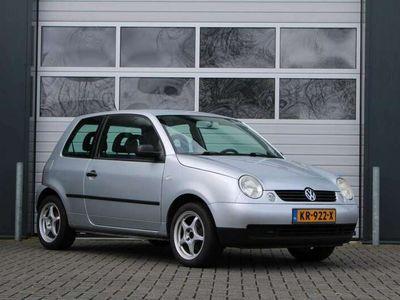 tweedehands VW Lupo 1.4 Airco/Radio-CD/Έlectric.Ramen/C.V./LM.Velgen/Stuur