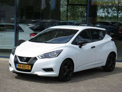 tweedehands Nissan Micra 0.9 IG-T VISIA+ CRUISE | AIRCO | BLUETOOTH | 17 INCH LMV