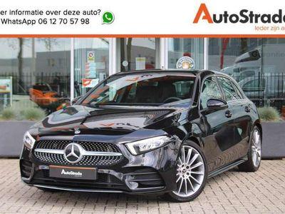 tweedehands Mercedes A180 136pk AMG-Line I 1e eigenaar I Navi I Cruise I Cli