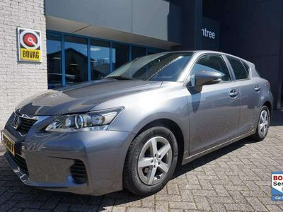 tweedehands Lexus CT200h Hybrid / camera / navigatie / cruise control