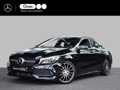 tweedehands Mercedes CLA180 Business Solution AMG