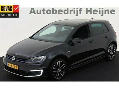 tweedehands VW Golf GTE 204PK DSG SPORT Excl. BTW / Prijs incl. BTW: ac16.945,-