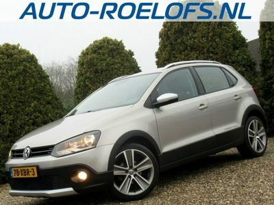 tweedehands VW Polo Cross 1.2 TSI / 1e Eigenaar / Org. NL