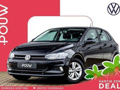 "tweedehands VW Polo 1.0 TSI 95pk Comfortline + 15""LMV + Airco"