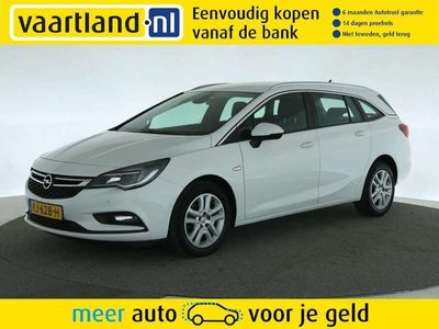 tweedehands Opel Astra SPORTS TOURER 1.6 CDTI Business [ Navi ]