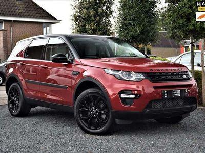 tweedehands Land Rover Discovery Sport 2.0 Si4 4WD HSE Dealer O.H Automaat Nieuwstaat