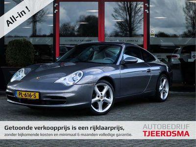tweedehands Porsche 911 Carrera 3.6 COUPÉ 996 320PK Navi/Clima/Dakraam/Nieuwe-Banden!
