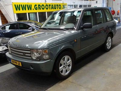 tweedehands Land Rover Range Rover 4.4 V8 SE Automaat Airco, Cruise Control, Stuurbek