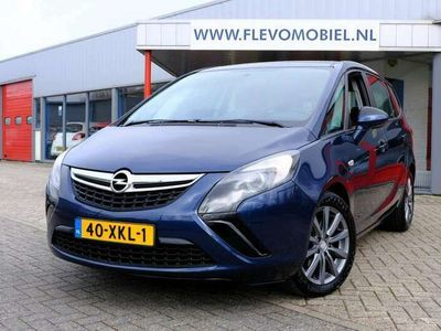 tweedehands Opel Zafira Tourer 1.4 140pk Edition Navi|Airco|LMV|Cruise