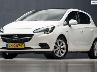 tweedehands Opel Corsa 1.4 Black&White Sport (NAVIGATIE, DAB+, 15.000KM,