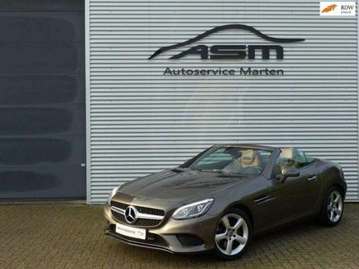 tweedehands Mercedes 200 SLCEdition AUT Leer Navi Xenon Camera Airscarf