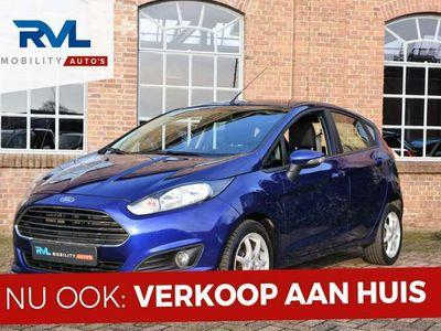 tweedehands Ford Fiesta 1.0 EcoBoost *101PK* Airco Telefoon Lichtmetaal 5-