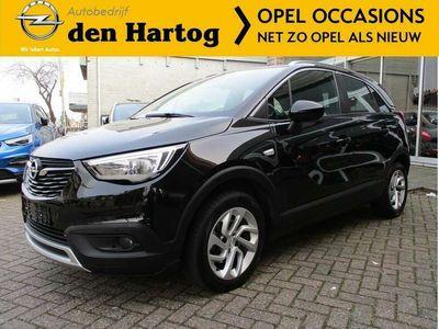 tweedehands Opel Crossland X 1.2 Turbo Innovation Automaat Camera/ECC/Navi/Tel/
