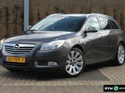tweedehands Opel Insignia 1.6 Turbo Edition  Leer Navi Trekhaak 