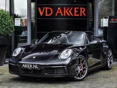tweedehands Porsche 911 4S CABRIO 4WSTURING+SPORTCHRONO+LIFT NP.226K