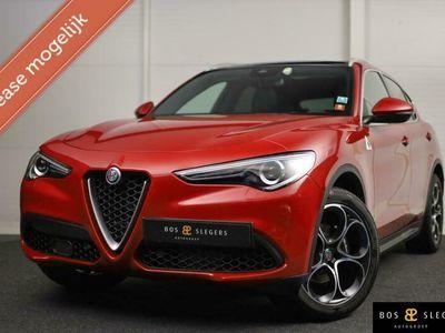 tweedehands Alfa Romeo Stelvio 2.0 T AWD Special Edition 280 pk voll options