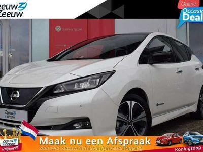 tweedehands Nissan Leaf Tekna 40 kWh 150PK !! 4% Bijtelling !! | PROEFRIT/