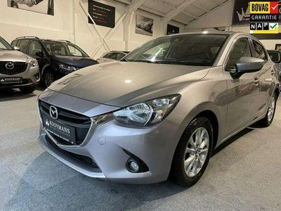 tweedehands Mazda 2 1.5 Skyactiv Navigation Cruise Control Parkeersens