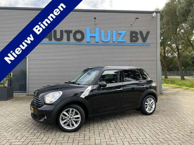 tweedehands Mini Cooper D Countryman 1.6 17 Inch Clima Cruise Control