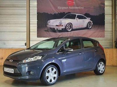 tweedehands Ford Fiesta 1.25- 82pk TREND 5 deurs Airco 118dkm