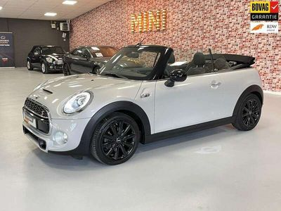 tweedehands Mini Cooper S Cabriolet 2.0 Chili -Wired l Sport-Automaat l Navi Full Map