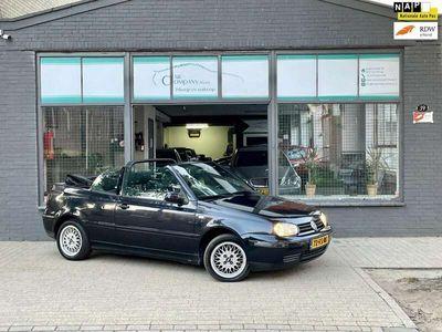tweedehands VW Golf Cabriolet 1.8 Trendline APK NAP!