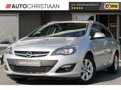 tweedehands Opel Astra Sports Tourer 1.6 CDTi Business + | Airco | Bluetooth | Cruise Control | Navigatie | PDC - achter | Regensensor | Trekhaak afneembaar | Keurige auto!
