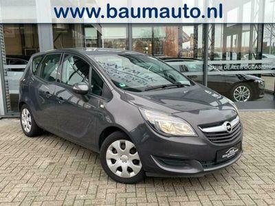 tweedehands Opel Meriva 1.4 ECOTEC 101PK ENJOY 5 DEURS AIRCO LMV