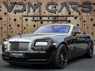 tweedehands Rolls Royce Wraith 6.6 V12   Sterrenhemel   Mansory   Head-Up   DAB  
