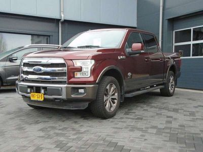tweedehands Ford F-150 4x4 Supercrew King Ranch Ecoboost