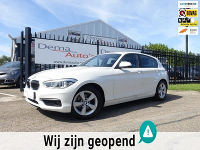 tweedehands BMW 118 1-serie i High Executive AUT/LEDER/NAVI/XENON
