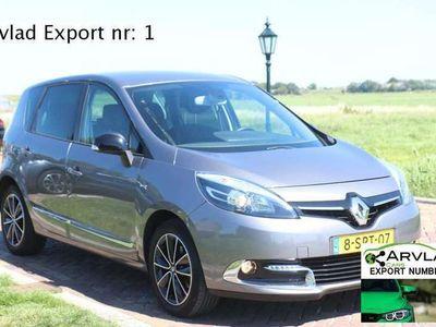 tweedehands Renault Scénic 5799 MARGE**AUT** 1.5 dCi 110 AUT *BOSE* 2013