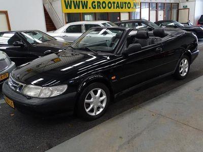 tweedehands Saab 900 Cabriolet 2.3 SE Leer El Kap