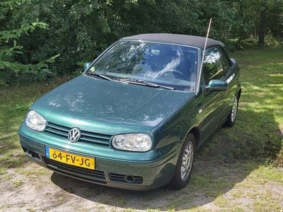 tweedehands VW Golf Cabriolet 1.8 Highline