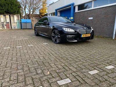 tweedehands BMW 640 d High Executive INDIVIDUAL lage KM orgineel NL
