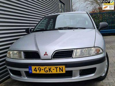 tweedehands Mitsubishi Carisma 1.6 Classic 01-2001 Grijs Metallic AIRCO! 192dkm N