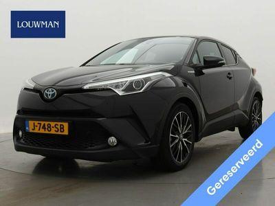 tweedehands Toyota C-HR 1.8 Hybrid Executive Limited | Half-Leder | Navigatie |