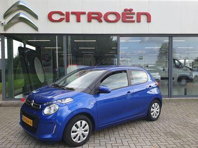 tweedehands Citroën C1 1.0 VTi Feel Airco | 5 deurs | bleutooth telefoon